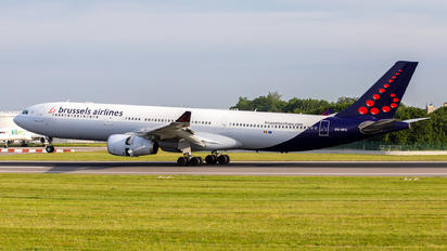 OO-SFC - Brussels Airlines Airbus A330-300