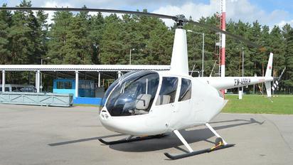 EW-496LH - Belarus - DOSAAF Robinson R-44 RAVEN II