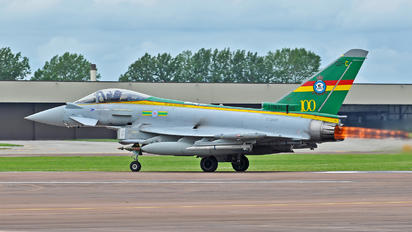 ZJ936 - Royal Air Force Eurofighter Typhoon FGR.4