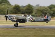 "TE311 - Royal Air Force ""Battle of Britain Memorial Flight"" Supermarine Spitfire aircraft"
