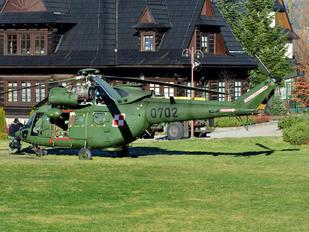 0702 - Poland - Air Force PZL W-3 Sokół