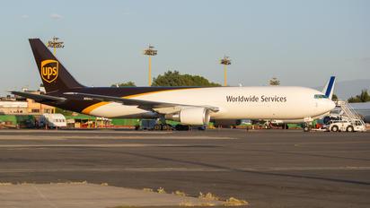 N369UP - UPS - United Parcel Service Boeing 767-300F