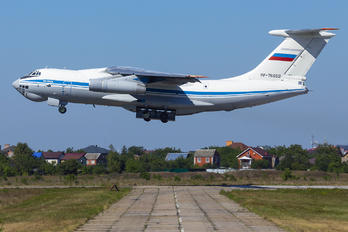RF-76650 - Russia - Air Force Ilyushin Il-76 (all models)