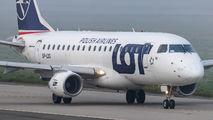 SP-LDG - LOT - Polish Airlines Embraer ERJ-170 (170-100) aircraft