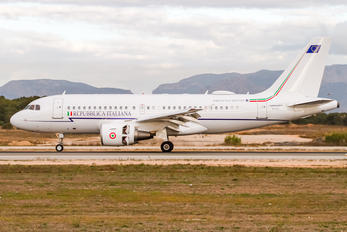 MM62174 - Italy - Air Force Airbus A319 CJ