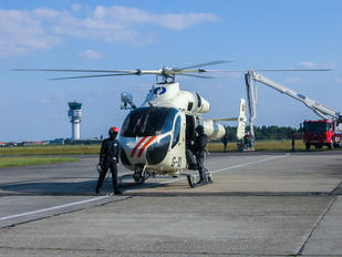 G-10 - Belgium - Police MD Helicopters MD-900 Explorer