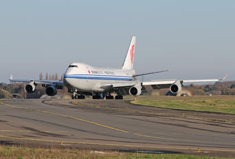 B-2475 - Air China Cargo Boeing 747-400F, ERF