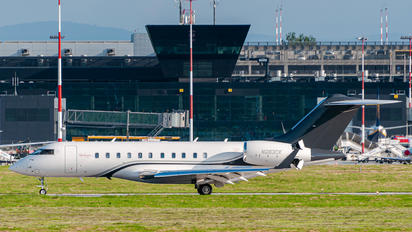 N283CK - Private Bombardier BD-700 Global 5000
