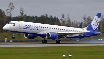 EW-545PO - Belavia Embraer ERJ-195 (190-200)