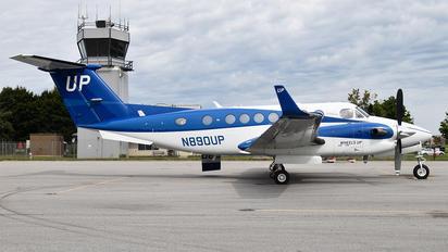 N890UP - Wheels Up Beechcraft 350 Super King Air