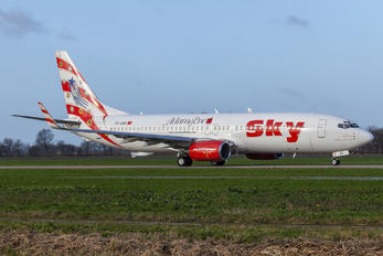 TC-SKR - Sky Airlines (Turkey) Boeing 737-800