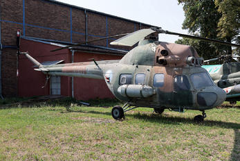 3302 - Czech - Air Force Mil Mi-2