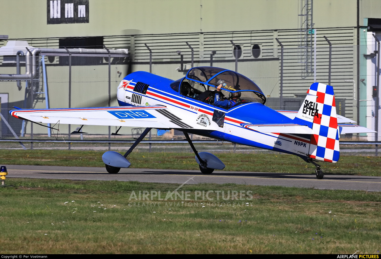 Private N9PK aircraft at Ronneby