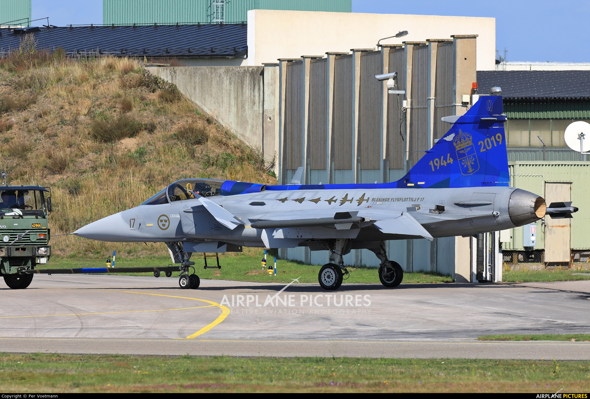 Sweden - Air Force 39210 aircraft at Ronneby