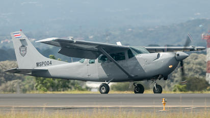 MSP004 - Costa Rica - Ministry of Public Security Cessna 206 Stationair (all models)
