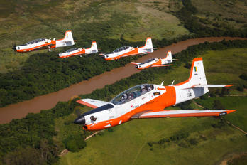 1414 - Brazil - Air Force Embraer EMB-312 Tucano T-27