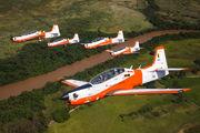 1414 - Brazil - Air Force Embraer EMB-312 Tucano T-27 aircraft