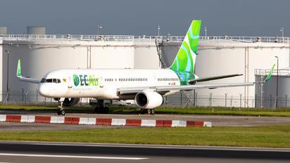 HB-JJE - EC Air - Equatorial Congo Airlines Boeing 757-200