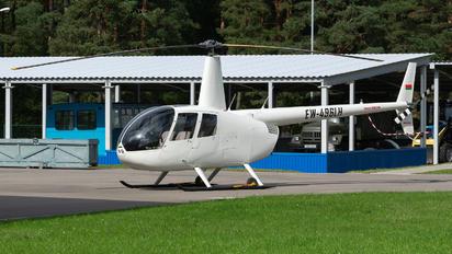 EW-496LH - Belarus - DOSAAF Robinson R44 Raven II