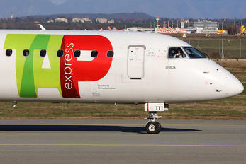 CS-TTY - TAP Express Embraer ERJ-195 (190-200)
