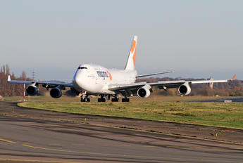 TF-AMP - Magma Aviation Boeing 747-400BCF, SF, BDSF