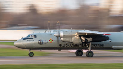 05 - Ukraine - National Guard Antonov An-26 (all models)