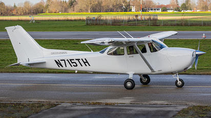 N715TH - Private Cessna 172 Skyhawk (all models except RG)