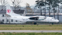UR-CSJ - Eleron Antonov An-26 (all models) aircraft