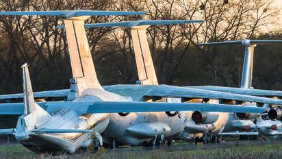 UR-UCK - Ukrainian Cargo Airways Antonov An-12 (all models)