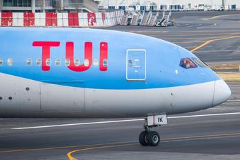 G-TUIK - TUI Airways Boeing 787-9 Dreamliner