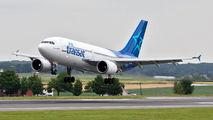 C-GSAT - Air Transat Airbus A310 aircraft