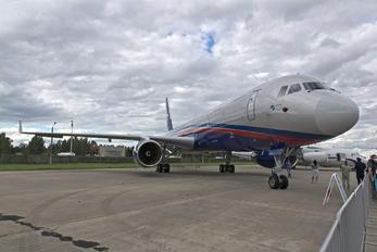 RA-64525 - Russia - Air Force Tupolev Tu-204