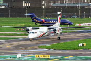 C-GNMO - Biman Bangladesh de Havilland Canada DHC-8-402Q/Bombardier Q400 Combi