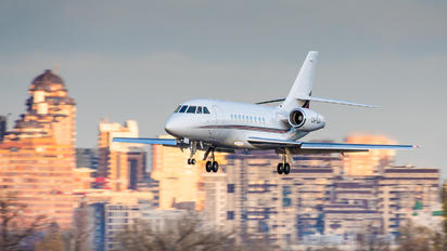 CS-DLK - NetJets Europe (Portugal) Dassault Falcon 2000 DX, EX