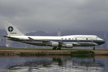 PP-VPI - VARIG Boeing 747-400