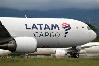 N540LA - LATAM Cargo Boeing 767-300F