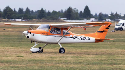 OK-YUO-34 - Private AirLony Skylane Townmaster