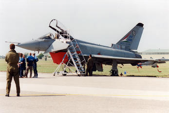 MM X.602 - Italy - Air Force Eurofighter Typhoon