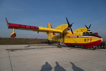877 - Croatia - Air Force Canadair CL-415 (all marks)