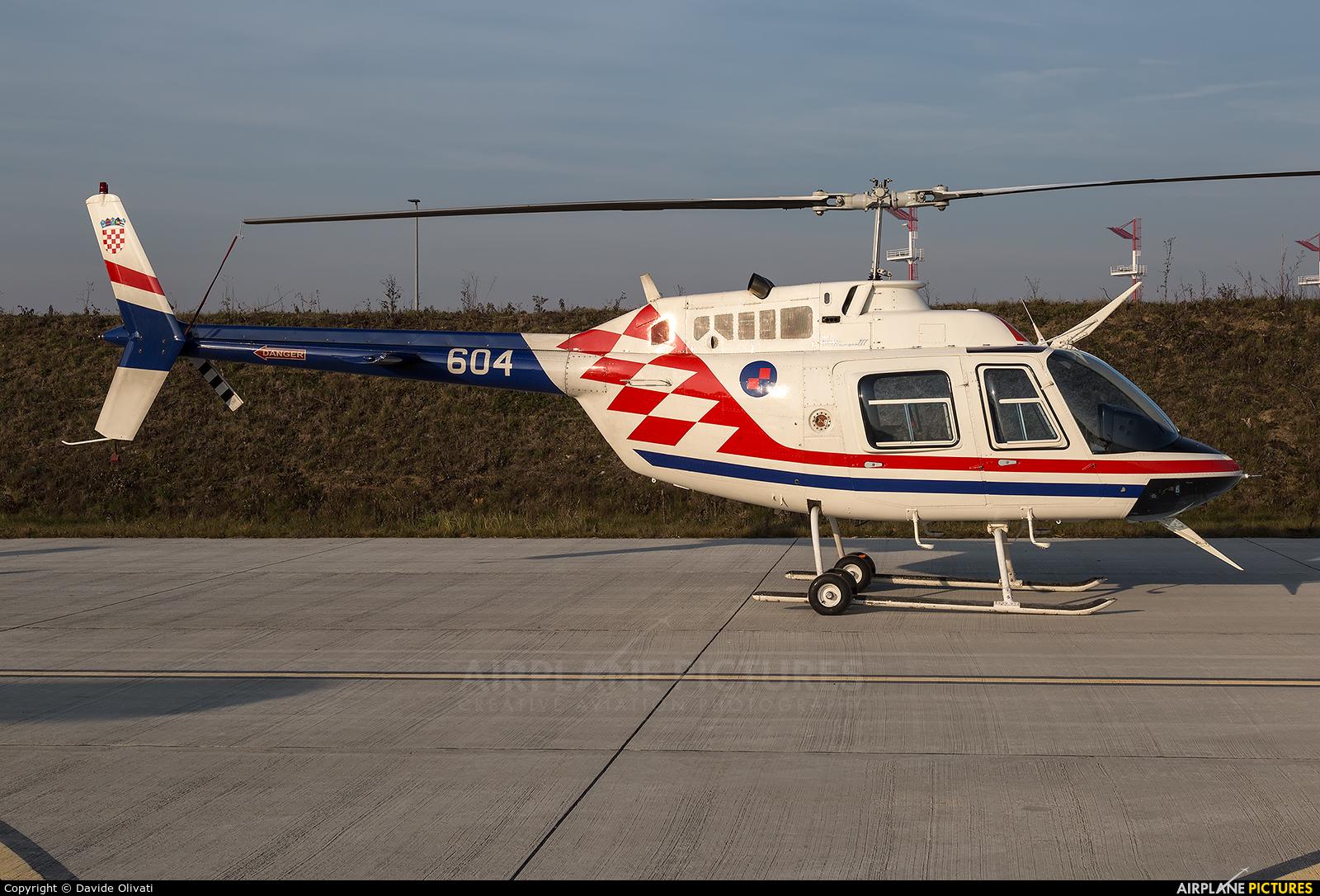 Croatia - Air Force 604 aircraft at Zagreb