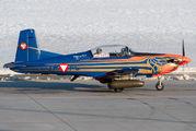 3H-FC - Austria - Air Force Pilatus PC-7 I & II aircraft