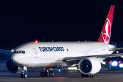 TC-LJM - Turkish Cargo Boeing 777F aircraft