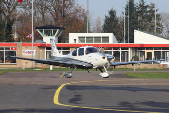 OO-EFC - Private Cirrus SR22-X Turbo