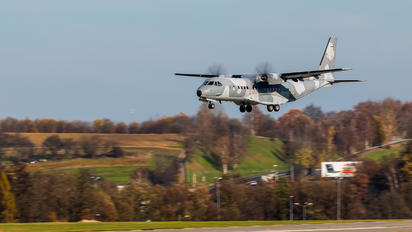 - - Poland - Air Force Casa C-295M