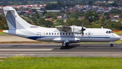 N313CG - Private ATR 42 (all models)
