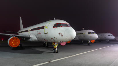 OE-IOP - GECAS Airbus A320