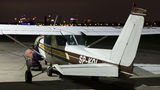 Private Cessna 152 SP-KOL at Warsaw - Babice airport