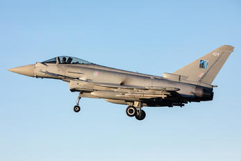 ZK424 - Royal Air Force Eurofighter Typhoon FGR.4