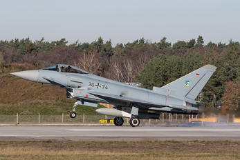 30+74 - Germany - Air Force Eurofighter Typhoon S
