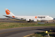 TF-AMP - Magma Aviation Boeing 747-400BCF, SF, BDSF aircraft